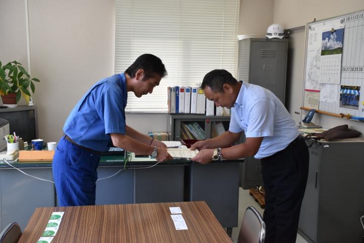 横浜市金沢区 金沢土木事務所 ハマロード・サポーター 認定式