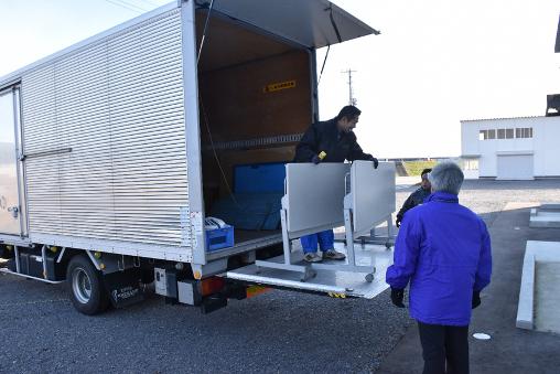 復興支援 第7回物資輸送活動報告