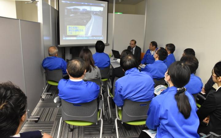 武松グループ 交通安全 講習会