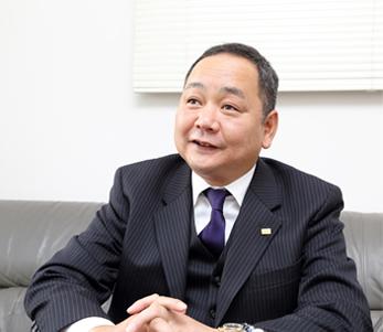 武松商事株式会社 代表取締役 金森和哉